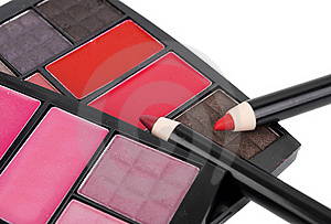 Cosmetics For Everyday. Stock Photography - Image: 17572902