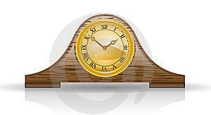 Clock Stock Photography - Image: 17572972