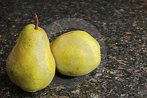 Pair Of Pears Stock Photos - Image: 17573343