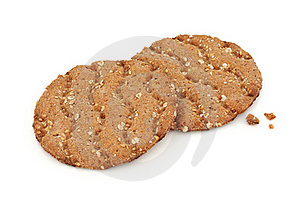 Multi Grain Crisp Bread Royalty Free Stock Photography - Image: 17577547