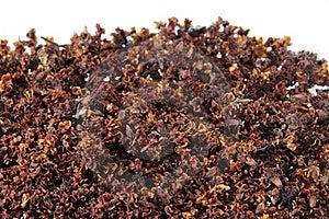 Wild Raw Buckwheat Stock Photos - Image: 17580543