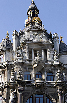 Historic Building Royalty Free Stock Images - Image: 17582409