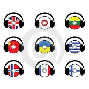 Language 2 Stock Image - Image: 17582521