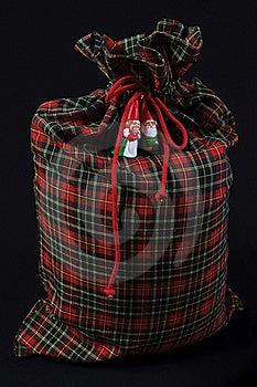 Christmas Stocking Stock Photography - Image: 17589932