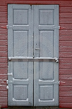 Frosted Door Royalty Free Stock Photo - Image: 17590355
