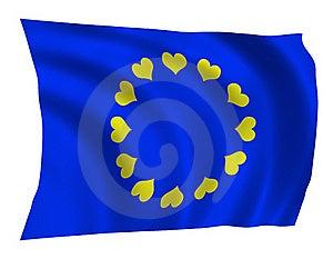 EU Flag Stock Image - Image: 17591041