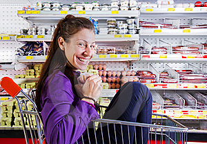 Shopping Is Fun Royalty Free Stock Photos - Image: 17593088