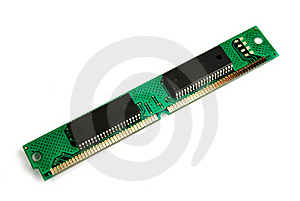 Memory Payment Stock Image - Image: 17593321