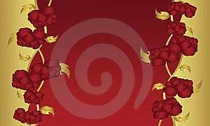 Abstract Flower Spring Illustration  Stock Images - Image: 17595064