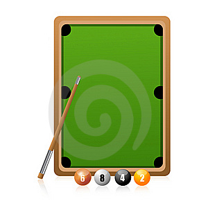 Snooker Play Royalty Free Stock Photos - Image: 17595548