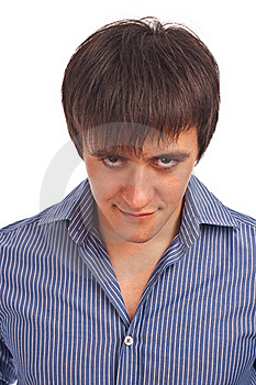 Adult Man With Charming Sight Stock Photo - Image: 17596160