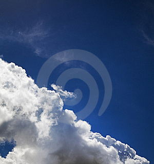 Sky And Clouds. Royalty Free Stock Photography - Image: 17596427