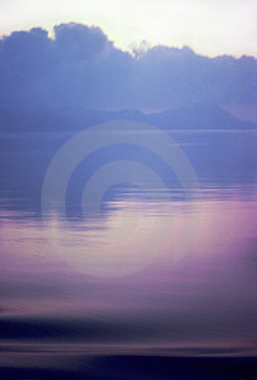 Purple Island II Royalty Free Stock Images - Image: 1767489