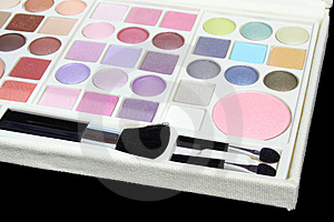 Makeup Case Royalty Free Stock Photo - Image: 1768995