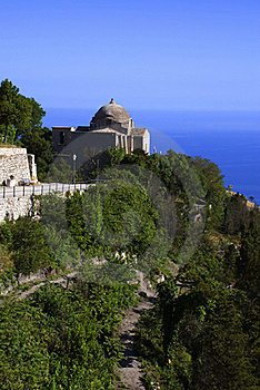 Erice (Sicily) Stock Images - Image: 17602354