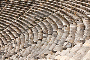 The Ancient Amphitheater Stock Photography - Image: 17604072