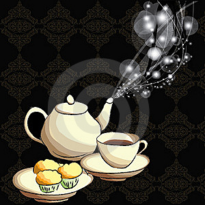 Coffee Time Stock Images - Image: 17606254
