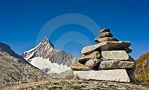 Stone Totem Stock Photos - Image: 17618933