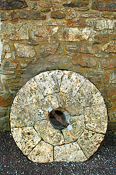 Old Mill Stone Stock Photos - Image: 17619433