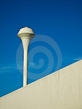 Water Tower Stock Photos - Image: 17620393
