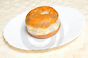 Doughnut Stock Images - Image: 17624174