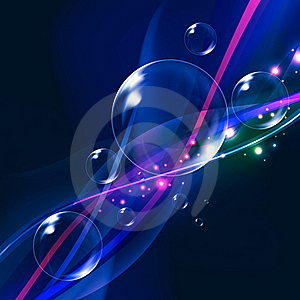 Glowing Background Royalty Free Stock Images - Image: 17630039