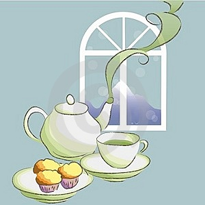 02_teatime2 Stock Images - Image: 17630514