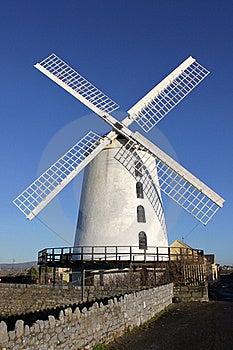 Blenerville Windmill Stock Photo - Image: 17631610