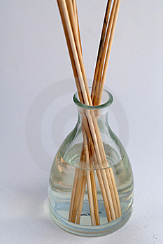 Reed Oil Diffuser Royalty Free Stock Photos - Image: 17632628