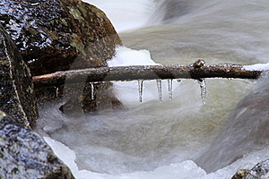 Ice On A Stick Royalty Free Stock Images - Image: 17633419