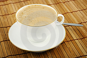 Cappuccino Royalty Free Stock Photo - Image: 17634075