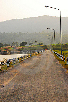Road In Thailand Royalty Free Stock Photo - Image: 17634245