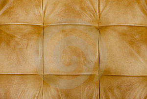 Genuine Leather Upholstery Royalty Free Stock Image - Image: 17634256