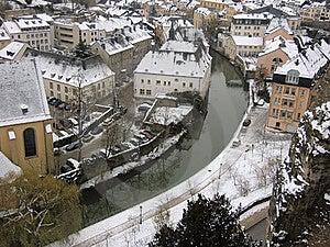 Luxemburg Stockfoto - Bild: 17634330