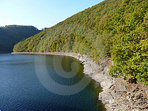 Upper Sure Reservoir Royalty Free Stock Photos - Image: 17634498