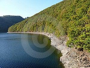 Hoger Zeker Reservoir Royalty-vrije Stock Foto's - Beeld: 17634498