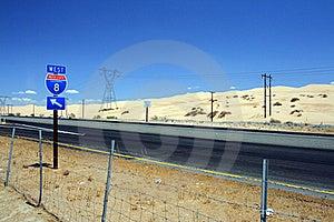Colorado Desert, USA Royalty Free Stock Photos - Image: 17636008