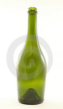 Bottle Of Champagne Stock Photography - Image: 17637852