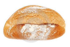 Loaf Of Fresh Rye Bread Stock Photography - Image: 17642162