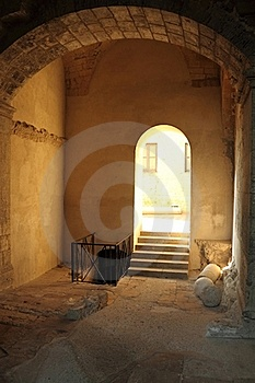 Arch Passage Stock Photos - Image: 17653773