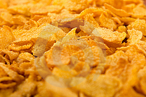 Corn Flakes Stock Images - Image: 17654334