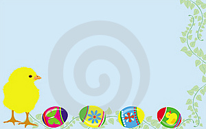 Easter Card Royalty Free Stock Photo - Image: 17663335