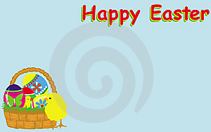 Easter Card Stock Images - Image: 17664084