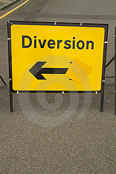 Diversion Stock Photo - Image: 17666010