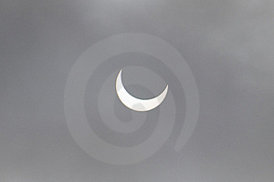 Solar Eclipse Royalty Free Stock Photography - Image: 17667247