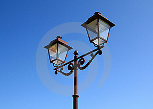 Old Torch Royalty Free Stock Photo - Image: 17667595