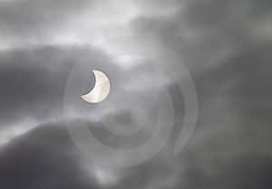 Solar Eclipse Stock Photography - Image: 17668622