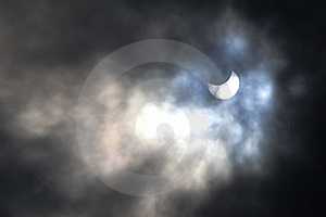 Solar Eclipse Stock Photo - Image: 17670460