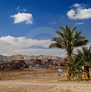 View On Timna Park, Israel Royalty Free Stock Photo - Image: 17670995