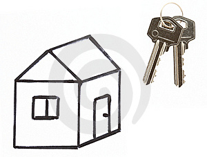 Keys To Your Own House Stock Photo - Image: 17671980